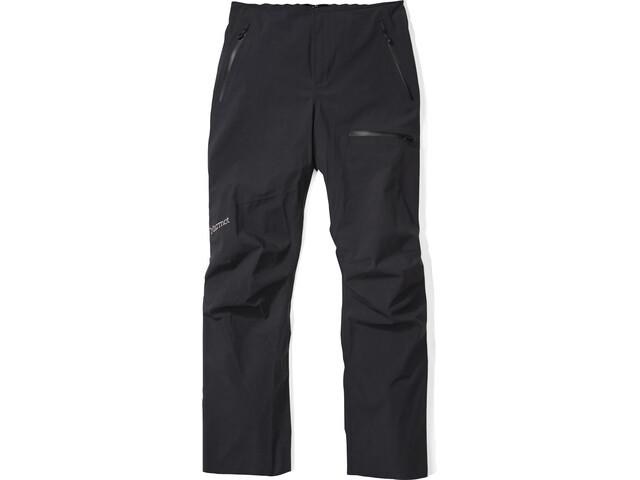 Marmot EVODry Torreys Pantalones Hombre, black
